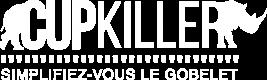 Logo Cupkiller blanc